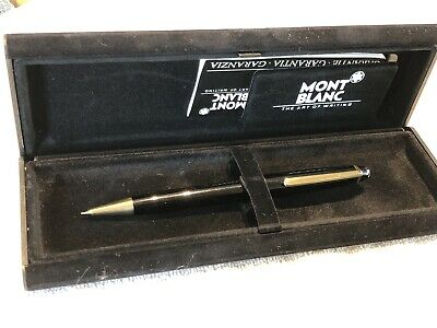 Montblanc Meisterstück  Mechanical Pencil 0.7 mm used