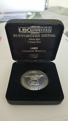 Rugby World Cup 1991 Official Supporters Medal