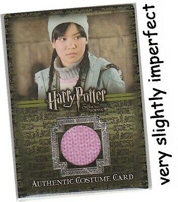 Harry Potter Order Phoenix Update - C4 Cho Cheng Sweater Costume Card IMPERFECT