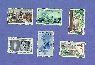 1243 1244 1245 1246 1247 1248 (Year 1964) Mint Never Hinged FREE SHIPPING