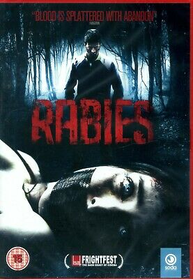 Rabies (Frightfest Horror) Hebrew with English Subtitles New Sealed DVD