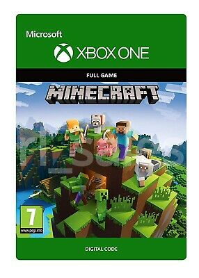 🌟 MINECRAFT | Full Game |  Xbox One Edition | Download Key | SUPERFAST Delivery