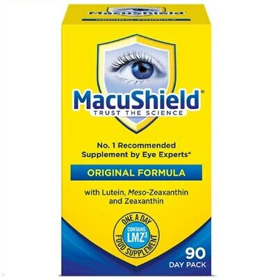 MacuShield Original 90 Capsules