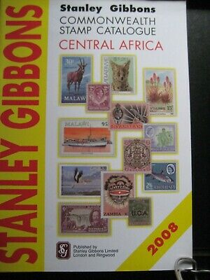S.G. Central Africa catalogue