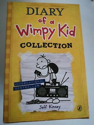 Diary of a Wimpy Kid Collection - 6 Books in total from the Collection
