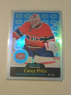 2015/2016 OPC Platinum Retro Rainbow R26 Carey Price