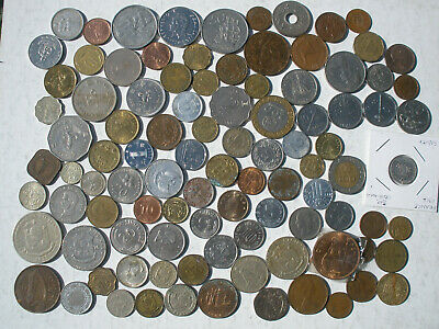 Coin Collection : 99 Different Coins