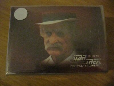 Skybox Star Trek Season Six  Complete Set Of Trading Cards Nm/Mt