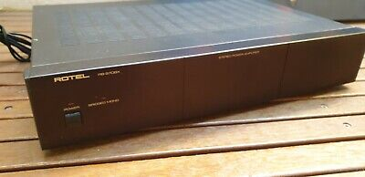 Rotel Rb-970Bx High End Power Amplifier