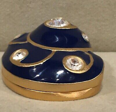 Estee Lauder Solid Perfume Compact - Snail