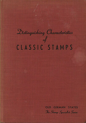 Distinguishing Characteristics of Classic Stamps - Old German States