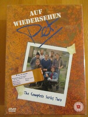 Auf Wiedersehen Pet - The Complete Series Two - DVD (2002)  New/Sealed