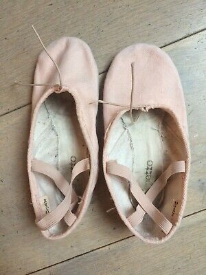 chaussons dance demie-pointe Repetto Taille 34