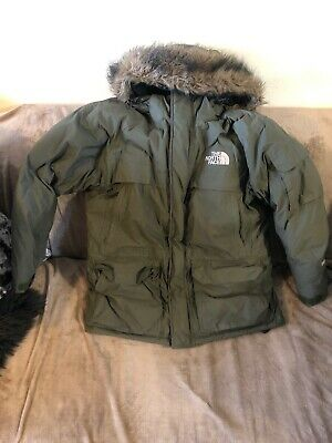 THE NORTH FACE Men's McMurdo Jacket Size M