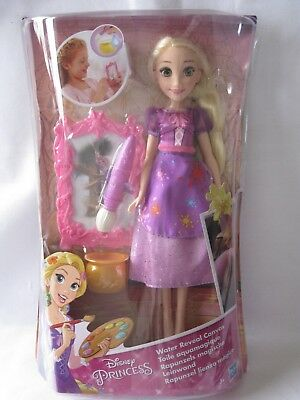 Disney Princess Water Reveal Canvas Rapunzel Doll - Hasbro