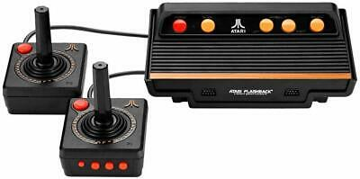 Atari Flashback 9 AR3050 HDMI Game Consoles with Wired Joystick Controllers