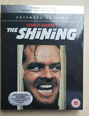 The Shining - Premium collection (Blu-ray)