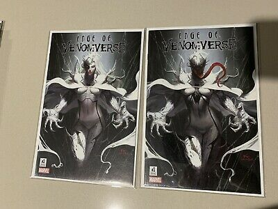 EDGE OF VENOMVERSE #1 Variant Set Rare Anti Venom NM Comics