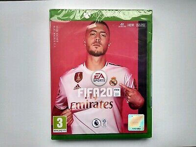 Fifa 20 xbox one Still Sealed