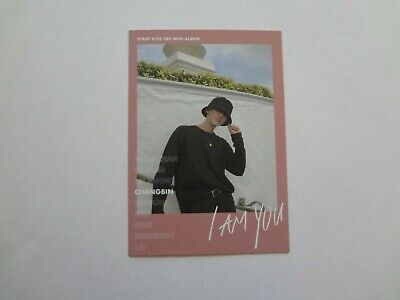 Stray Kids I AM YOU Official Photocard (A ver.) CHANGBIN