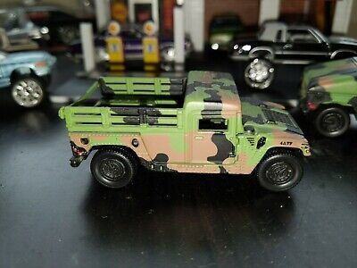 1992-06 Hummer H1 Humvee Military Police Rare 1:64 Scale Diecast  Pick Up Truck