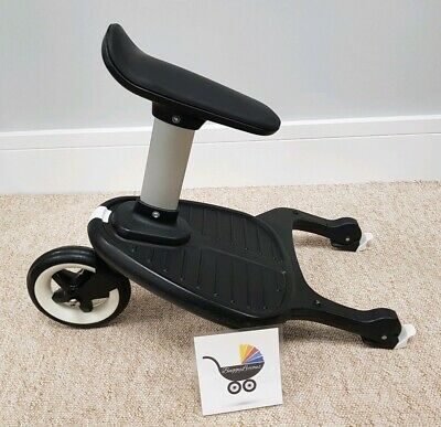 Bugaboo comfort 2015 wheeled buggy/stroller board with seat. No adapter 002