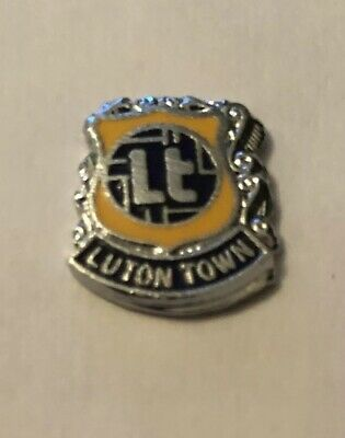 Luton town Very Small Rare Classic Collectable Badge Mould Made Without Pin