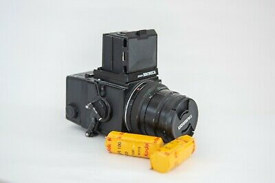 Bronica ETRSFilm Camera with kit Lens