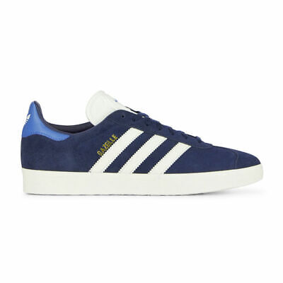 Adidas Gazelle Mens Trainers CQ2806 BRAND NEW IN BOX UK SIZE 10 NAVY BLUE