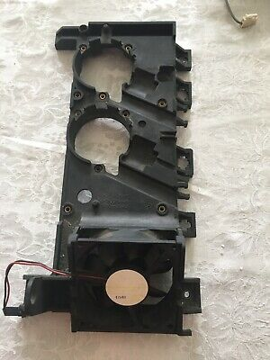 HP Agilent G1530-40020 Inlet Chassis for 6890 7890 GC Used