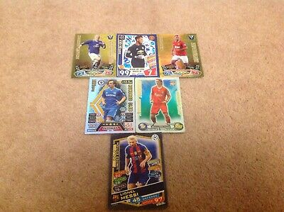 rare match attax cards. Cant Buy From Shops Anymore