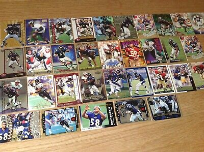 Peter Boulware NFL American football trading cards