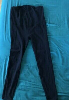 Cotton On Maternity Tights Size 14 Navy