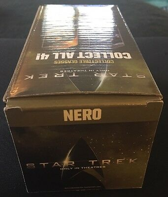 Star Trek - Collectible Glasses - Nero