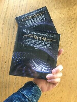 Tool - Fear Inoculum CD ( Limited Deluxe Edition) Tri Fold W/ HD Screen