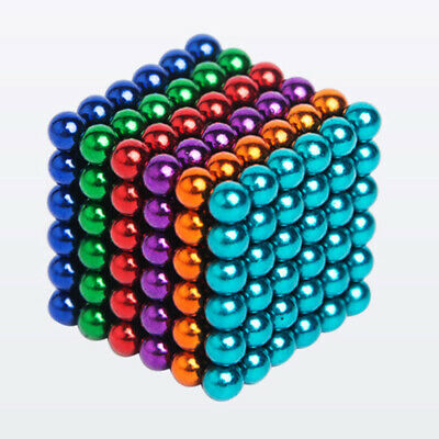 3mm/5mm Magnets Balls Magic Beads 3D Puzzle Ball Sphere Magnetic Toys