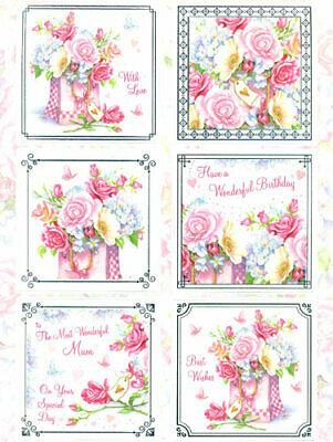 Wedding 2 X Craft Creations Die Cut Topper Sheets