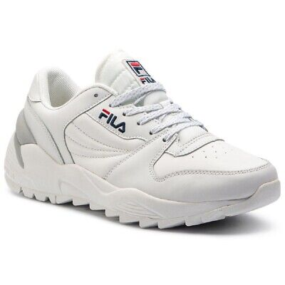FILA ORBIT F Low Wmn Silver White 1010454.80T Donna EUR 65
