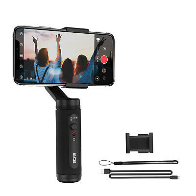 ZHIYUN Smooth Q2 3-Axle Gimbal Handheld Stabilizer For Smartphone Cameras