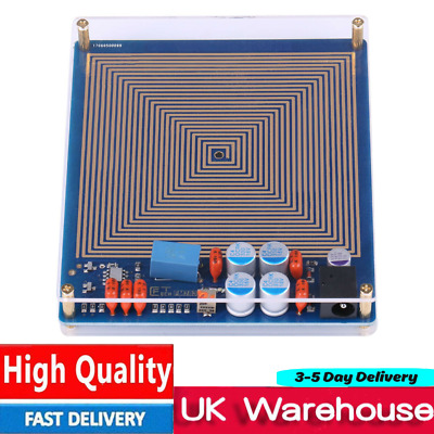 FM783 7.83HZ Schumann Wave Ultra-low Frequency Pulse Generator 12V DC 0.5A