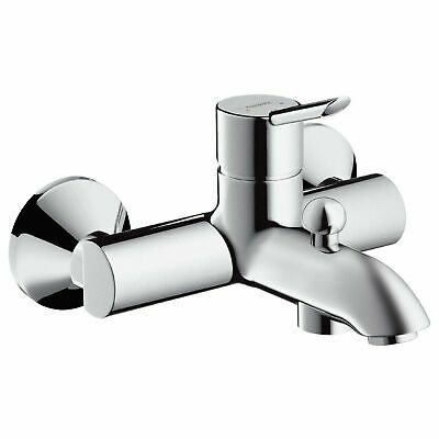 HANSGROHE Focus Single Lever Bath Mixer Exposed Wall Mounted 3194000