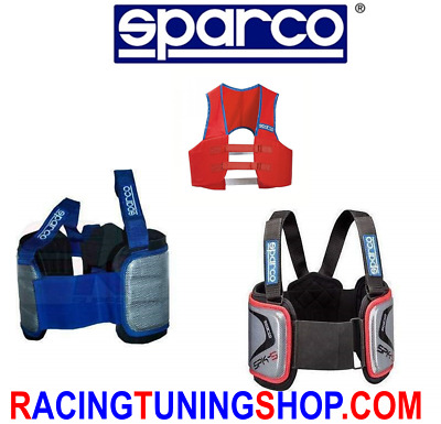 Paracostole Kart Sparco Xs S S/M Sparco Rib Protection Vest