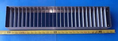 "Stainless Steel  Freezer Rack  3.5""x5.25""x24""  (unknown Model)  #211792-FLO"
