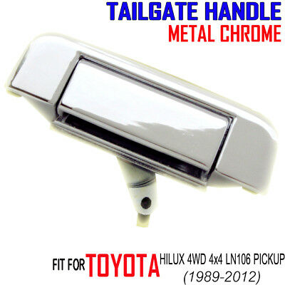 FOR Toyota Hilux Pickup RN30 LN40 1979-83 Pair Tailgate Cargo Handle Latch Lock
