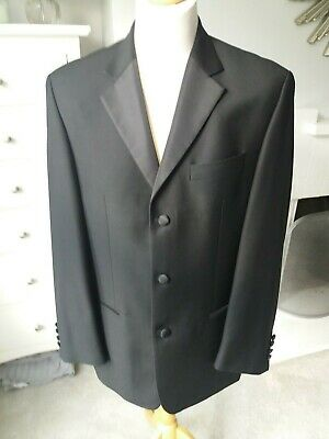 "Ted Baker Endurance Black Dinner Jacket Size 40"" VGC"