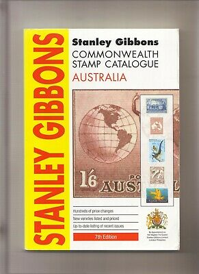 Australia 2012 Stanley Gibbons Stamp Catalogue