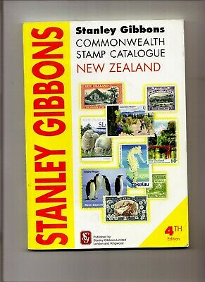 New Zealand 2010 Stanley Gibbons Stamp Catalogue