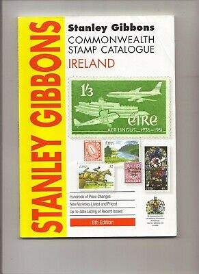 Ireland 2015 Stanley Gibbons Stamp Catalogue