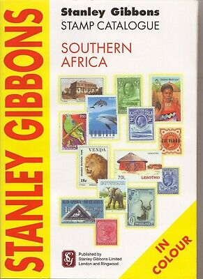 Southern Africa 2007 Stanley Gibbons Stamp Catalogue, South Africa