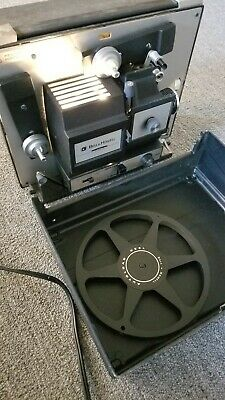 Rare Vintage Bell and Howell 8 MM & Super 8 Autoload Projector Model 476 A